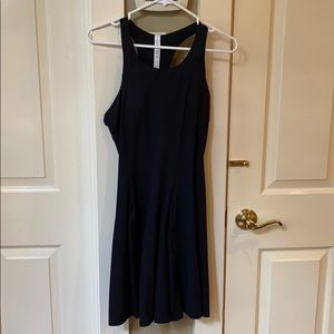 Lululemon Black Crush Tennis Dress size 10